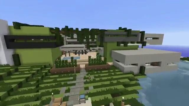 World of Keralis modern mansion
