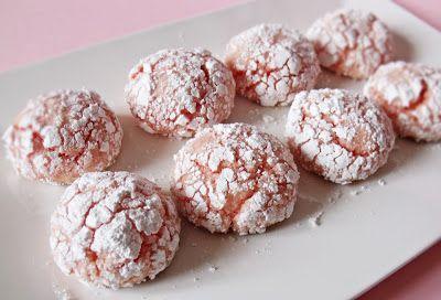 Citromhab: Fehér csokoládés pöfeteg