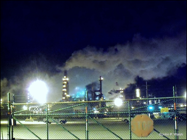 64 Best Refineries Images On Pinterest Industrial