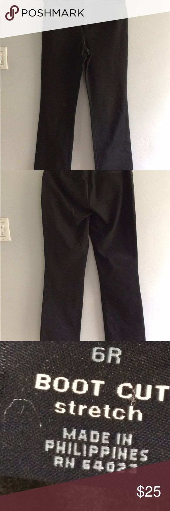 Gap Trouser 54023 bootcut stretch Gap Trouser 54023 bootcut stretch, excellent condition, like new GAP Pants Boot Cut & Flare