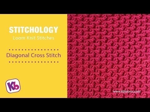 331 Best Loom Knitting Stitches Images On Pinterest Knitting