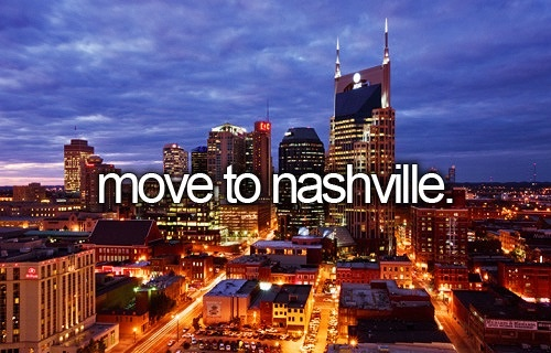 love making move Nashville, Tennessee