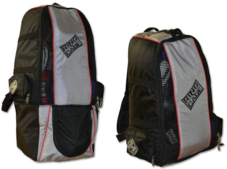 Convertible Backpack Duffel Equipment Bag For Muay Thai
