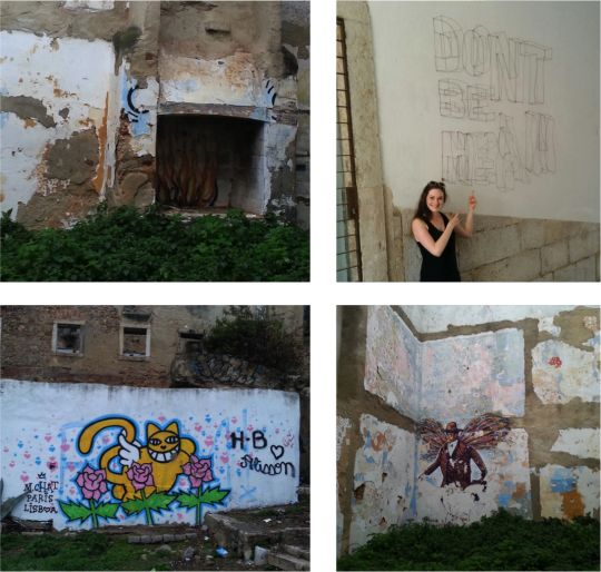 For me, the best way to experience Lisbon and the Portugal's culture is  a street art city tour. Come with me on a hunt for these treasures :) (Jamie-Lee)  http://theglobaltreasurehunter.tumblr.com/post/137710039169/picture-lisbon-street-art-city-tour-by-jamie-lee