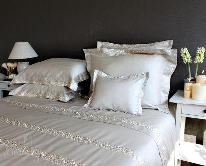 Купить постельное белье CHIC песочное 1,5-сп от производителя Bovi (Португалия)