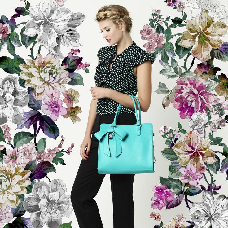 The Melrose Blouse, Tess Pant & Kaylee Bag