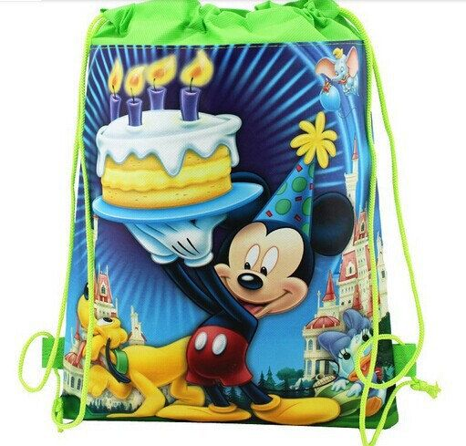 Mickey Mouse Favor Bags Birthday Party Mickey by partiesandfun