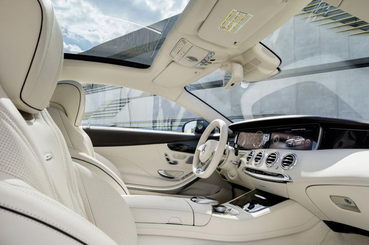 Mercedes-Benz S63 AMG Coupe Combined fuel consumption: 14,2/8,0/10,3 l/100 km, CO2-emission: 242 (g/km)  Energy efficiency class: F #mbhess #mercedes #mbsclass