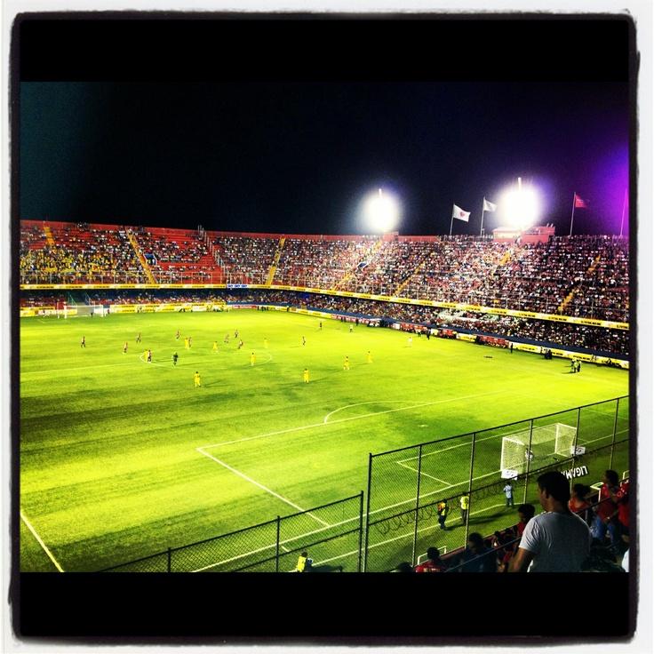 """Estadio """"Luis Pirata Fuente"""" #Veracruz #Futbol"""