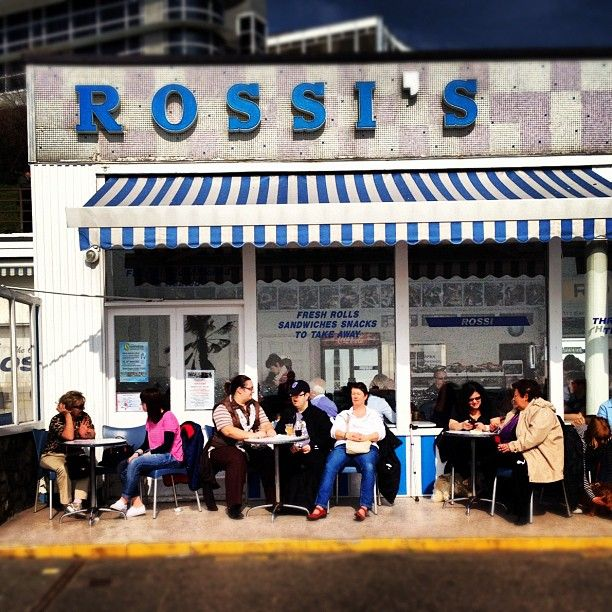 ROSSI'S - Westcliff, Southend-On-Sea, Essex