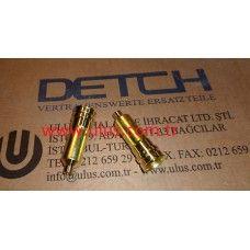6HK1 ISUZU Enjektör sarısı, Isuzu Motor Yedek Parçaları 4HK1, 6HK1, 6BG1, 6RB1, 6SD1, 6WG1, C240 Motor Yedek Parçaları