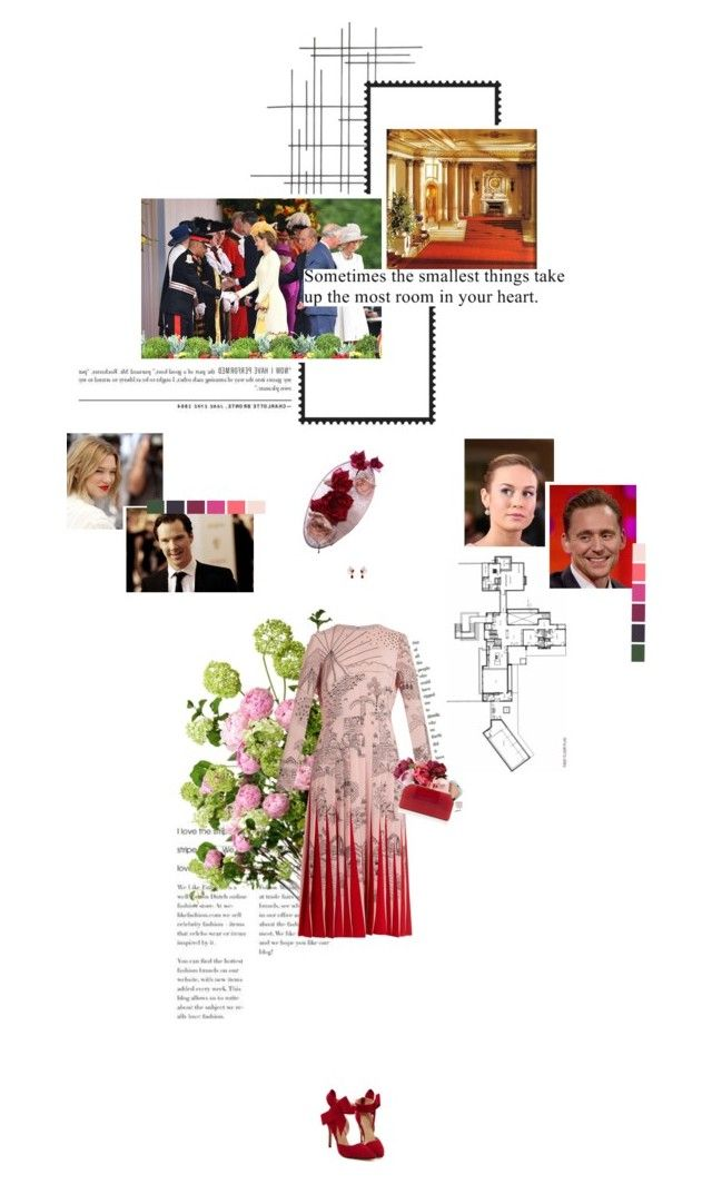 """""""[ROYAL CROSSOVER] 2012   Pandora; Attends an official welcoming at Buckingham Palace"""" by tcpg-pandora ❤ liked on Polyvore featuring Crate and Barrel, LSA International, Valentino, INC International Concepts, Chanel, Dolce&Gabbana, Judith Leiber and Allurez"""