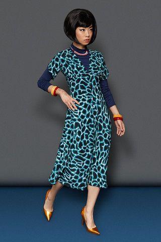 BLACK FRIDAY SALE: The Tea Dress - Giraffe | Tara Starlet