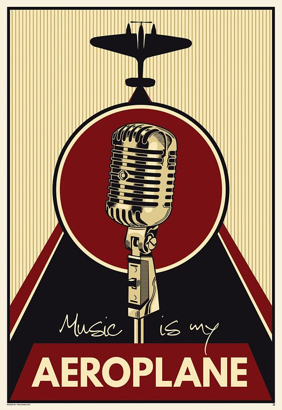 Music Is My Aeroplane Poster Music Poster Art Deco Print Etsy In 2020 Art Deco Print Art Deco Wall Art Music Poster