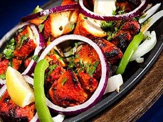 Chicken Tikka Sizzler (Chicken Recipe)