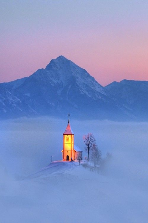 Church of Saints Primus and Felician, Jamnik, Kranj, Slovenia