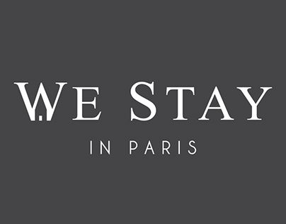 "Check out new work on my @Behance portfolio: ""We stay in Paris""…"