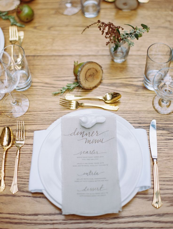 #place-settings Read More: http://www.stylemepretty.com/2013/12/03/winifred-bean-fashion-inspiration-shoot-from-landon-jacob/