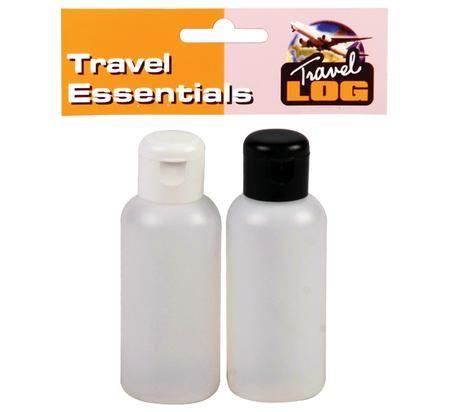 Buy TRAVEL BOTTLES 2-PACKfor R34.99