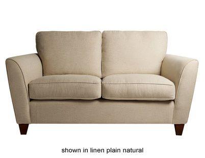 Ashton Upholstered                                 Large 2 Seater Sofa