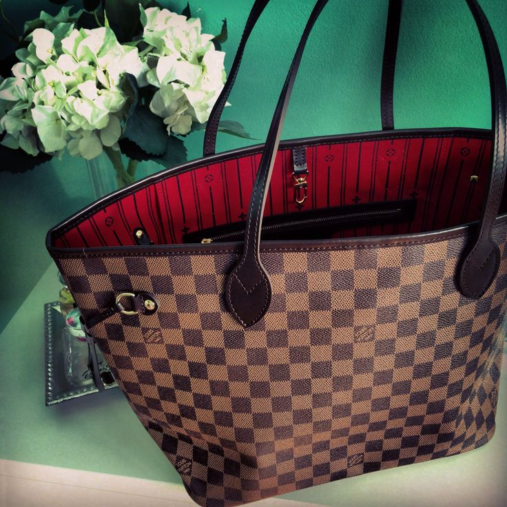 Louis Vouitton handbag | At last! It made it into my wardrobe!