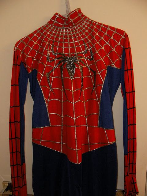 ...the hacksmith: Spiderman replica costume part 2 - The torso