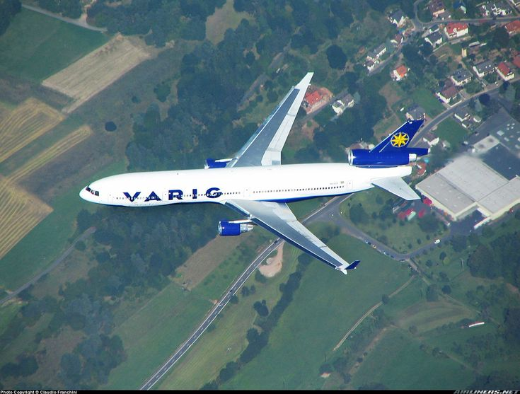 McDonnell Douglas MD-11 - Varig | Aviation Photo #0794134 | Airliners.net