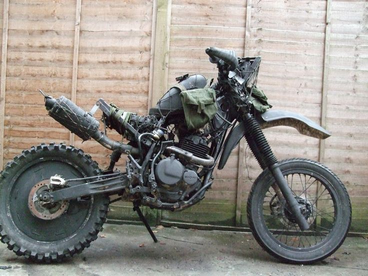 post apocalyptic bike - Google Search