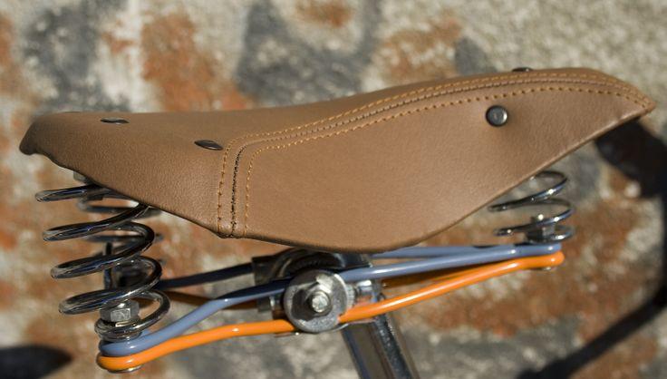 Hand-made saddle