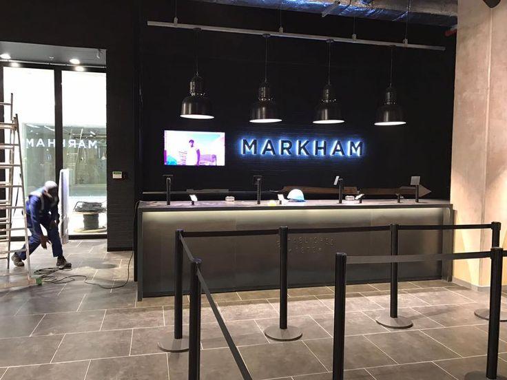 The AVT Solutions team are transforming Markham with amazing #DigitalSignage. #GoDigital