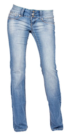 Embellished Bootcut Jean - $39