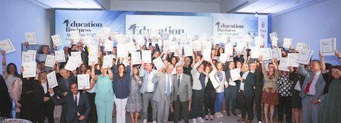 Gold Βραβείο για το Μητροπολιτικό Κολλέγιο στα Education Business Awards