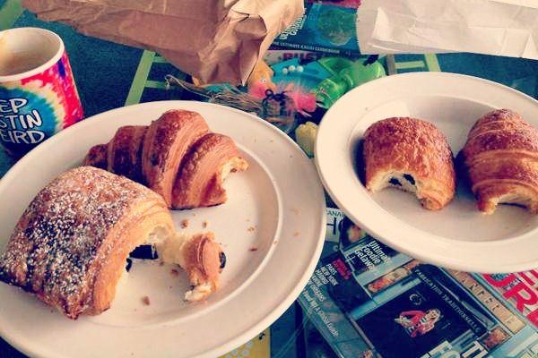 Mission Croissant Showdown La Boulangerie and Yanns