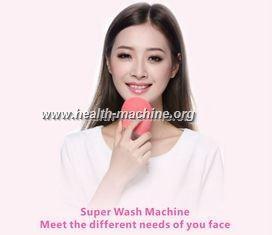 nice Cepillo de limpiamiento facial eléctrico manual/cepillo Exfoliating de la cara para la piel seca