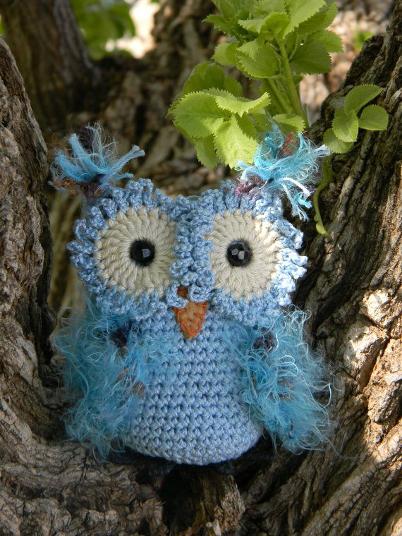 17 Best images about Crocheted Owls on Pinterest Free ...