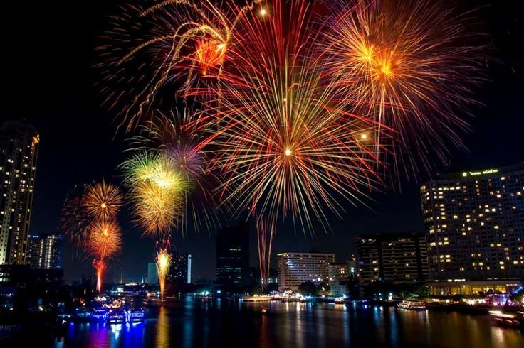 Happy New Year Bankok!
