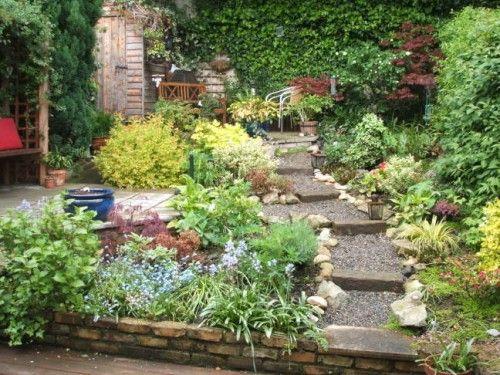 50 Small Urban Garden Design Ideas And Pictures» Photo 47