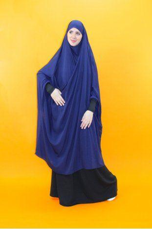 Cape de jilbab portage
