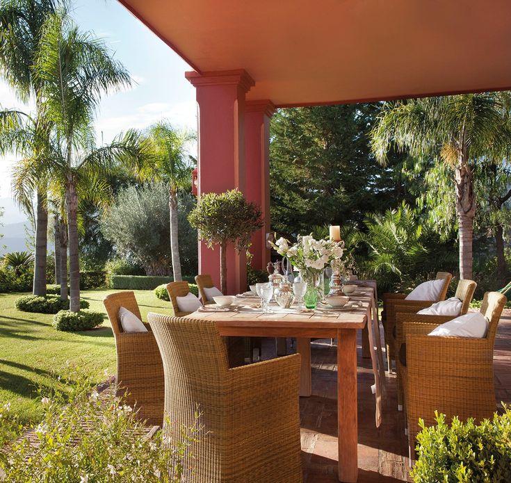 17 best images about jardines, patios, porches, terrazas on ...