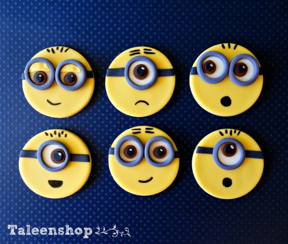 100% edible made to order fondant material 12 topper Size 2.25 approx. ******************************* To order please specify the desired color you