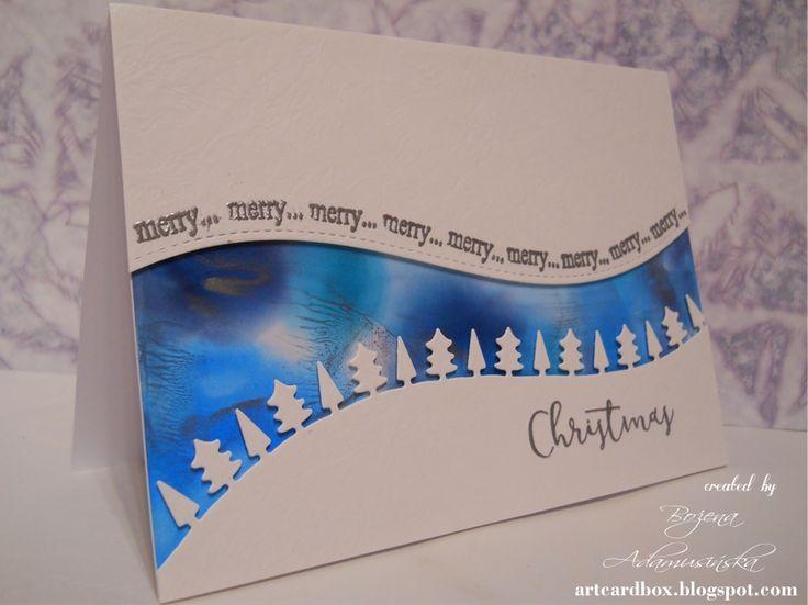 <Bożena Adamusińska ręcznie robione kartki okolicznościowe i pudełka exploding box na prezent, magiczne kartki><handmade magic cards>