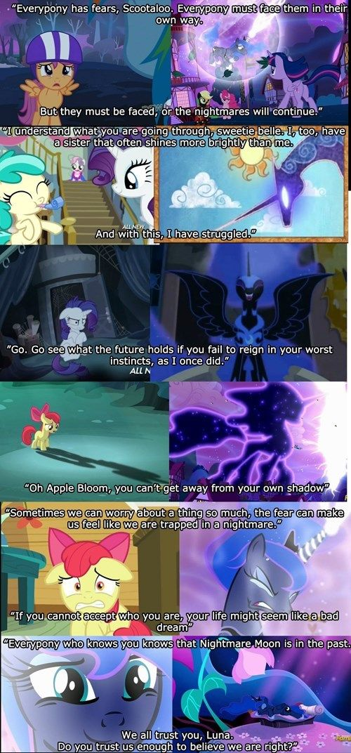 Foreshadowing at it's Best