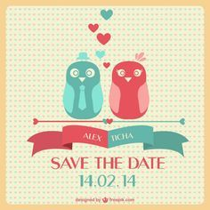 Download gratis save the date
