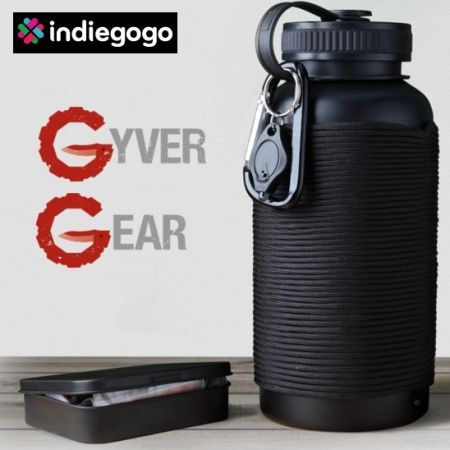 GyverGear: crowdfunded survival gear. Survivalist should have this.