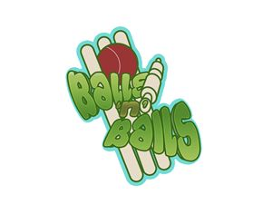 BALLS N BAILS Logo Design by Tom 'Victorious' Wilkinson