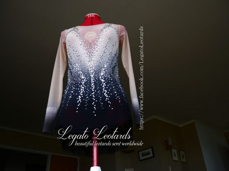 Beautiful leotards sent worldwide #LegatoLeotards  Like us on facebook to see our latest #RGleotards