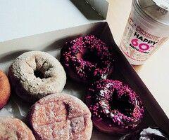 dunkin donuts.♡