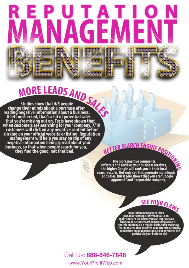 Online Reputation Management Benefits! #Digital #Marketing #SocialMedia