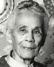 """Annie Elizabeth Delany -1891-1995 was an American dentist and civil rights pioneer who was the subject, along with her elder sister Sarah """"Sadie"""" Delany, of the New York Times bestselling oral history """"Having Our Say"""""""