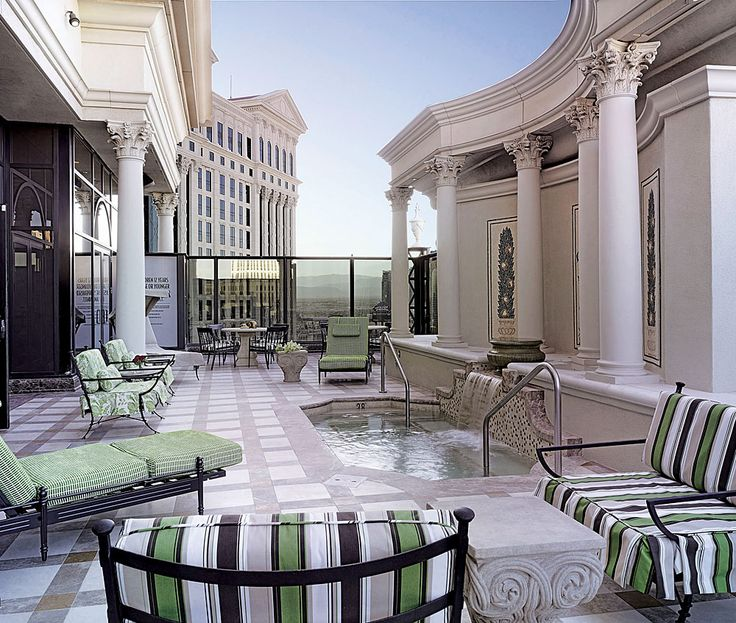 Caesars Palace Presidential Suites Images Galleries With A Bite